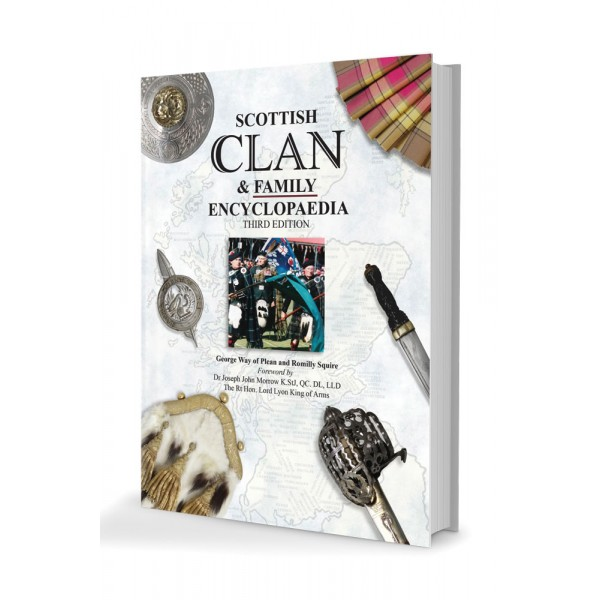 Scottish Clan And Family Encyclopaedia Third Edition, George Way of Plean and Romilly Squire