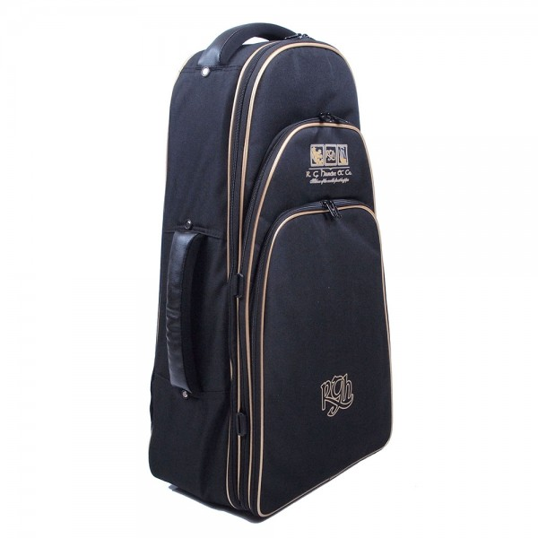 R.G. Hardie Piper Deluxe Case - Black
