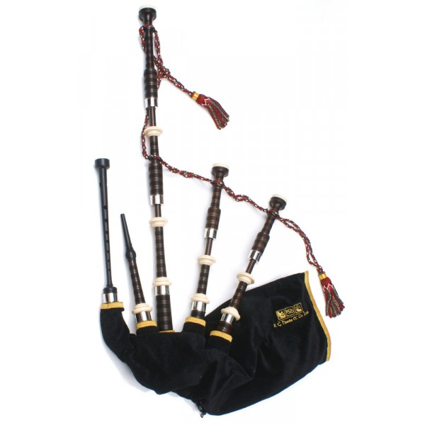 RGH01 Bagpipes Value Package