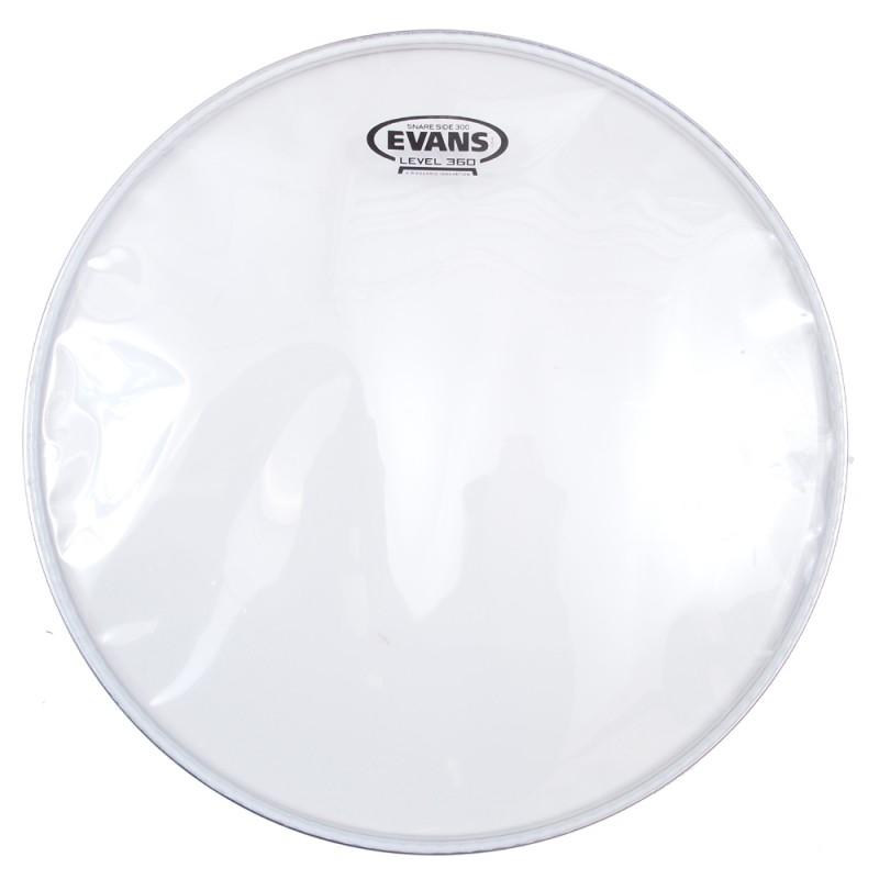 evans snare side 300 level 360 14 inch drum head. Black Bedroom Furniture Sets. Home Design Ideas