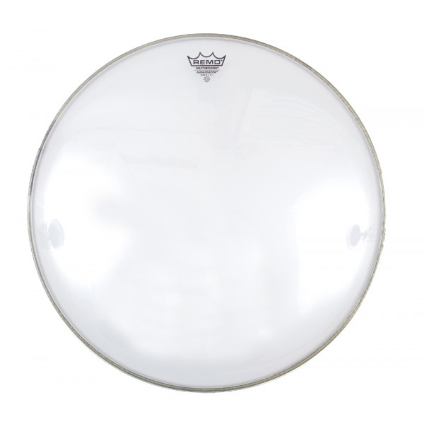 Remo 18 inch Ambassador Clear Drum Head