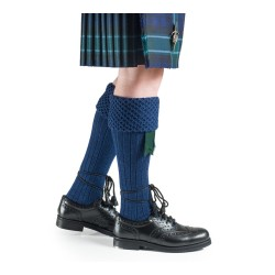 Lomond Blue Piper Hose