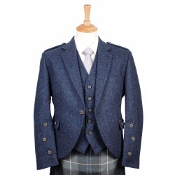 Lomond Blue Braemar Jacket