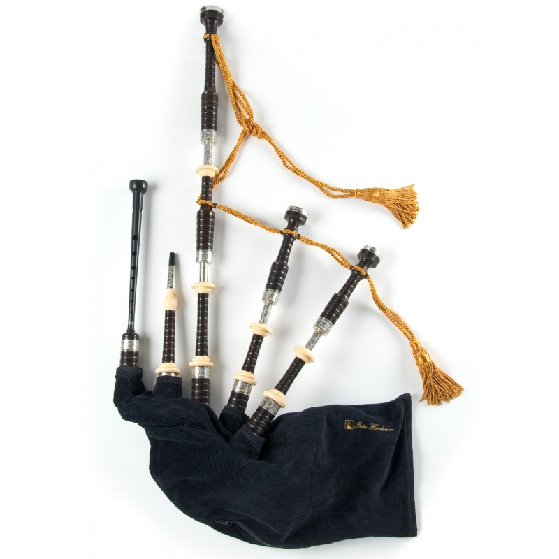 Ph01a Peter Henderson Bagpipes