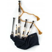 Peter Henderson Silver Bagpipes (4)
