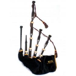 Official Website Rg Hardie Weather Resistant Black Pipe Bag Cover Highland Bagpipes Folk & World