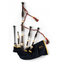 R. G. Hardie Fire Department Bagpipes